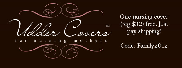Udder Covers nursing discount