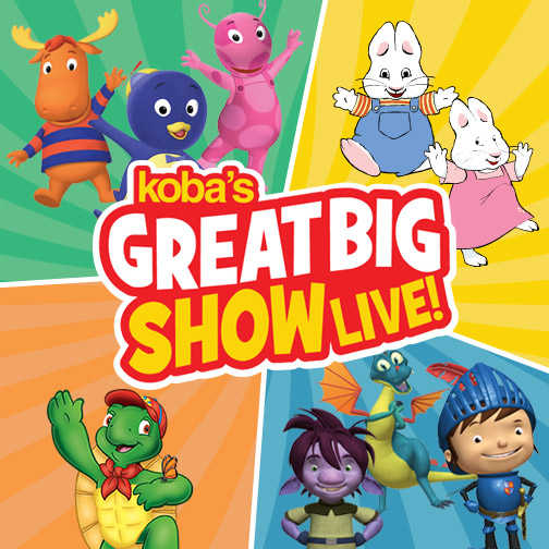 Koba's Great Big Show