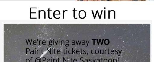 Paint Nite Saskatoon